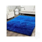 Blue Fluffy Carpet 5*8 | Home Accessories for sale in Nairobi, Nairobi Central