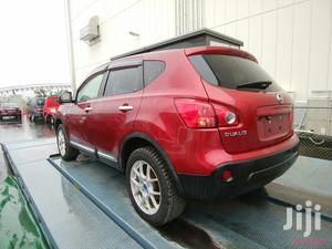 Nissan Dualis 2012 Red