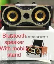 Original Bluetooth Speaker With Mobile Stand   Audio & Music Equipment for sale in Homa Bay, Mfangano Island
