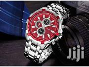 CURREN  8023 Quartz Movement Water Proof 30 Meters, Stainless Case   Watches for sale in Nairobi, Nairobi Central