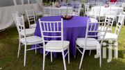 Seats, Seats Covers,Tables And Tables Cloths For Hire   Party, Catering & Event Services for sale in Nairobi, Roysambu