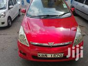 Toyota Wish 2006 Red | Cars for sale in Mombasa, Tudor