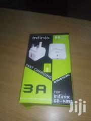 Original Infinix Fast Charger Compatible  With Double Flash Function | Accessories for Mobile Phones & Tablets for sale in Nakuru, Nakuru East