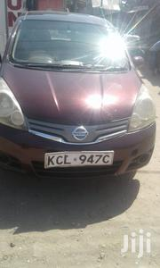 Nissan Note 2010 1.4 Red | Cars for sale in Mombasa, Majengo