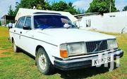Volvo 244 1979 White | Cars for sale in Kwale, Ukunda