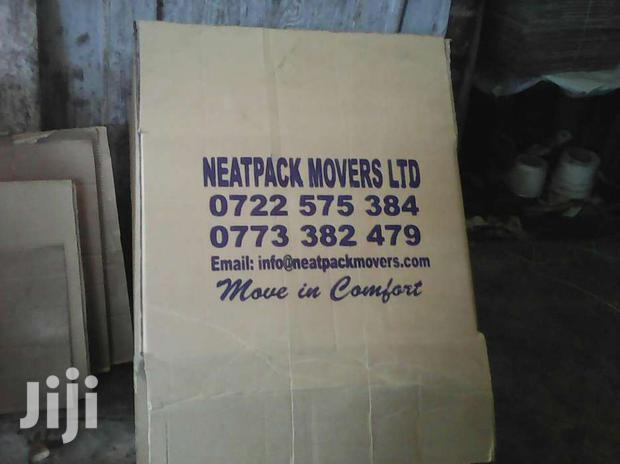 Branded And Non Branded Carton