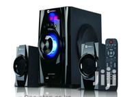 Sayona Subwoofer 2.1 Multimedia Speaker 5700W P.M.P.O Free | Audio & Music Equipment for sale in Nairobi, Nairobi Central