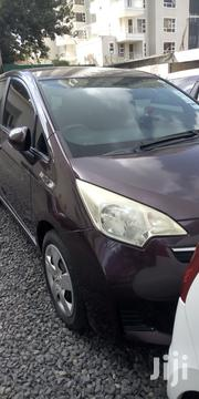 Toyota Ractis 2011 Red   Cars for sale in Nairobi, Nairobi South