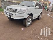 Toyota Land Cruiser Prado 2008 White | Cars for sale in Nairobi, Parklands/Highridge