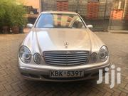 Mercedes-Benz E200 2003 | Cars for sale in Nairobi, Nairobi Central