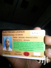 Licenced Electrician | Other Services for sale in Nairobi, Zimmerman