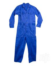 Royal Blue Cotton Overall | Safety Equipment for sale in Nairobi, Nairobi Central