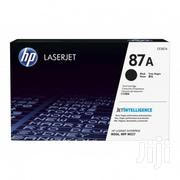 HP 87A Black Original Laserjet Toner Cartridge, CF287A | Printing Equipment for sale in Nairobi, Nairobi Central