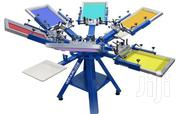 6 Color 6 Station Screen Printer | Computer Accessories  for sale in Nairobi, Nairobi Central
