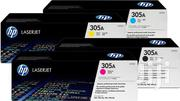 HP 305A C/M/Y/Koriginal Laserjet Toner Cartridges, | Printing Equipment for sale in Nairobi, Nairobi Central