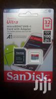Sandisk 32GB Memory Card | Accessories for Mobile Phones & Tablets for sale in Nairobi Central, Nairobi, Kenya