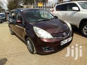 New Nissan Note 2012 1.4 Red | Cars for sale in Kiambu, Township C