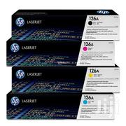 HP 126A C/M/Y/K Original Laserjet Toner Cartridges | Other Services for sale in Nairobi, Nairobi Central