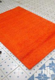 Orange Fluffy Soft Carpets | Home Accessories for sale in Nairobi, Nairobi Central