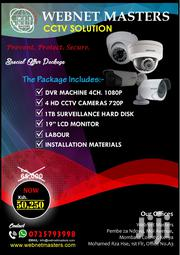 Cctv Installation And Maintenance | Repair Services for sale in Mombasa, Tudor