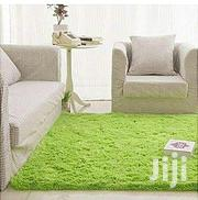 Green Fluffy Carpet 5*8 | Home Accessories for sale in Nairobi, Nairobi Central