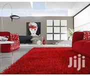 Red Fluffy Carpet 5*8 | Home Accessories for sale in Nairobi, Nairobi Central