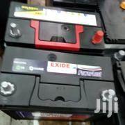 Chloride Exide Car Battery N60 Maintenance Free With Warranty | Vehicle Parts & Accessories for sale in Nairobi, Nairobi Central