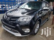 Toyota RAV4 2014 LE 4dr SUV (2.5L 4cyl 6A) Black | Cars for sale in Mombasa, Shimanzi/Ganjoni