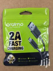 Oraimo Fast Charging Cable | Accessories for Mobile Phones & Tablets for sale in Nairobi, Nairobi Central