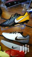 Special Edition Sergio Ramos NIKE Tiempo Soccer Cleats | Shoes for sale in Kileleshwa, Nairobi, Kenya