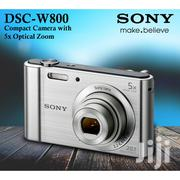Main View Front Left Top View Sony Cyber-shot DSC-W800 Digital Camera | Cameras, Video Cameras & Accessories for sale in Nairobi, Nairobi Central