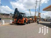 BACKHOE FOR HIRE 3500 PER HR | Manufacturing Materials & Tools for sale in Nairobi, Embakasi