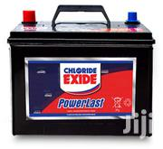 Power Last Car Battery Chloride Exide N70 With Warranty | Vehicle Parts & Accessories for sale in Nairobi, Nairobi Central