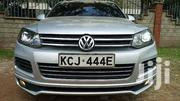 Volkswagen Touareg 2011 TDI Executive Silver | Cars for sale in Nairobi, Nairobi Central
