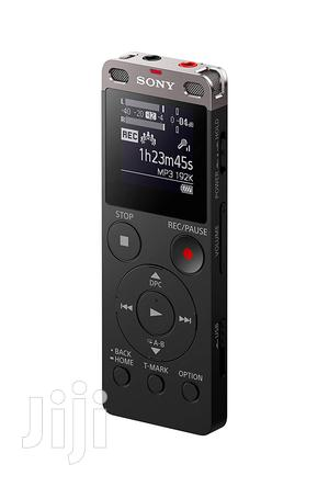 New Sony ICD-UX560 Digital Voice Recorder With Built-in USB 4GB Memory