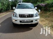 Toyota Land Cruiser Prado 2008 White | Cars for sale in Nairobi, Karura