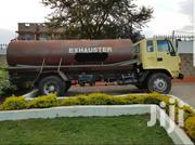 Isuzu Exhauster / Honey Sucker Lorry | Trucks & Trailers for sale in Kajiado, Ongata Rongai