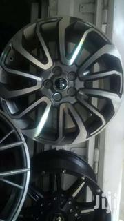 Range Rover Sport Rims Silver Colour 20 Inch | Vehicle Parts & Accessories for sale in Nairobi, Karen
