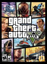 Grand Theft Auto 5 - PC Game | Video Games for sale in Nairobi, Nairobi Central
