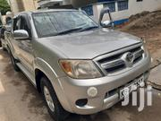 Toyota Hilux 2008 3.0 D-4D Double Cab Silver   Cars for sale in Mombasa, Shimanzi/Ganjoni