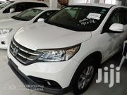 Honda CR-V 2013 EX 4dr SUV (2.4L 4cyl 5A) White | Cars for sale in Mombasa, Shimanzi/Ganjoni