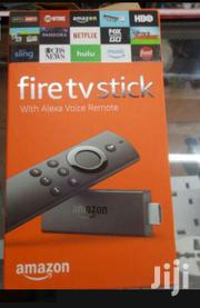 Amazon Fire TV Stick With Alexa Voice Remote Sreaming Media | TV & DVD Equipment for sale in Nairobi, Nairobi Central