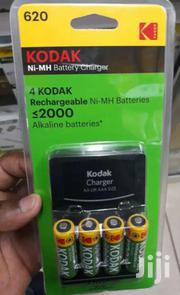Kodak Rechargeable Batterries With Charger AA/AAA 2000mah | Photo & Video Cameras for sale in Nairobi, Nairobi Central