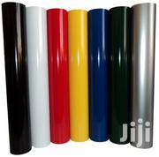 Colorful Heat Transfer Vinyl Press Cutting Roll For T-shirts   Printing Equipment for sale in Nairobi, Nairobi Central