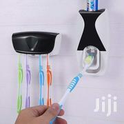 Toothbrush Holder+Toothpaste Dispenser | Home Accessories for sale in Mombasa, Bamburi
