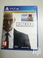 Ps4 CD Game Hit Man | Video Games for sale in Mombasa, Mkomani
