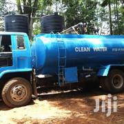 Clean Water Bowser Needed In Kenyatta Road | Cleaning Services for sale in Kiambu, Township E
