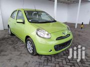 Clean And Freshly Imported Nissan March Luminous Green | Cars for sale in Mombasa, Mji Wa Kale/Makadara