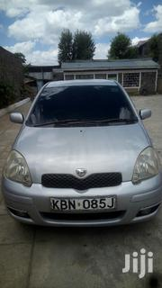 Toyota Vitz 2003 Silver | Cars for sale in Nakuru, Nakuru East