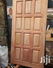 Security Double Leaf Mahogany Doors | Doors for sale in Kiambu, Muchatha